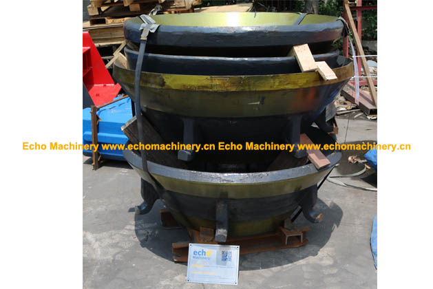 Minyu Impact Crusher Spare Parts Blow Bar and Cone Crusher